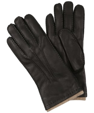 Women's Dubarry Kilconnel Leather Gloves - Black
