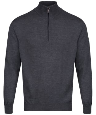 Men's Edmund Hillary Merino Half Zip Sweater