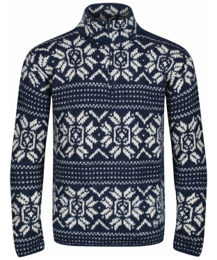 Men's Edmund Hillary Edmund Knit Snowflake Sweater