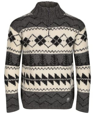 Men's Edmund Hillary Edmund Knit Argyle Sweater