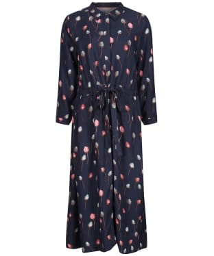 Women's Joules Briony Shirt Dress - Navy Teasel