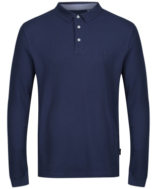 Men's Joules Woodwell Polo Shirt - Navy