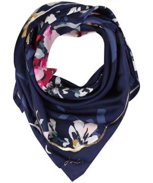 Women's Joules Bloomfield 30th Anniversary Silk Scarf