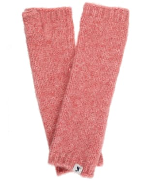 Women's Joules Snugwell Gloves - Pink Blush