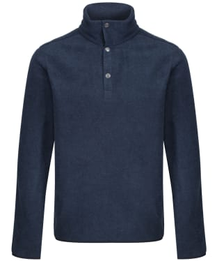 Men's Fjallraven Ovik Fleece Sweater - Dark Navy