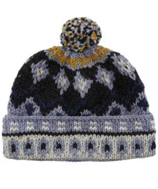 Men's Edmund Hillary Bobble Hat - Yellow