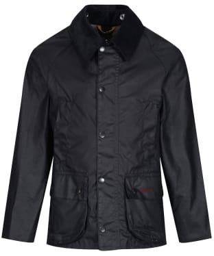 Boy's Barbour Classic Bedale Waxed Jacket, 2-9yrs