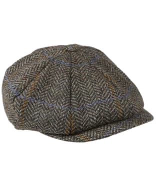 Dubarry Collins Baker Boy Tweed Cap - Woodbine
