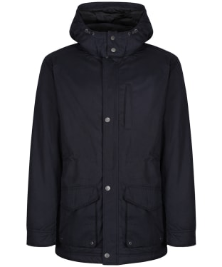 Men's Crew Clothing Hawkridge Parka Jacket - Black