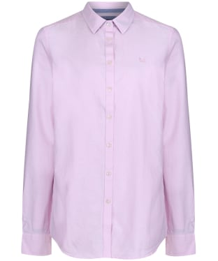 Women's Crew Clothing Oxford Classic Shirt - Classic Pink