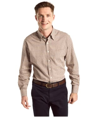 Men's Dubarry Whitegate Shirt - Cigar