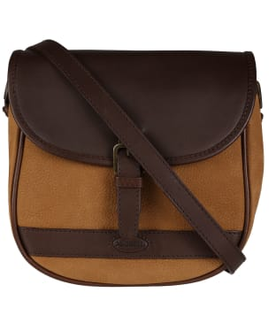 Women's Dubarry Clara Leather Bag - Brown