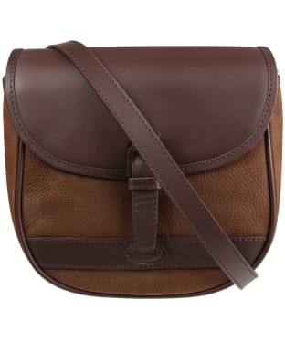 Women's Dubarry Clara Leather Bag - Walnut