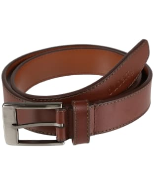 Men's Dubarry Leather Belt - Chestnut