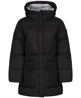 Women's Aigle Nutodi Mid Jacket - Black