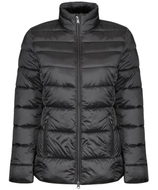 Women's Barbour Lawers Quilted Jacket - Ash Grey