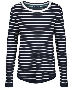 Women's Crew Clothing Mix Stripe Jumper