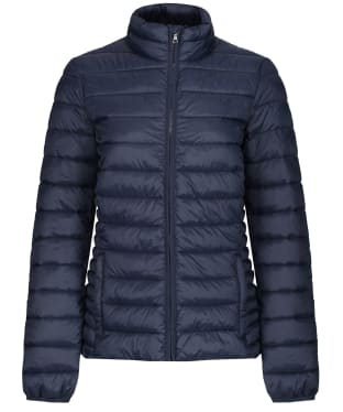 Women's Crew Clothing Lightweight Jacket - Navy