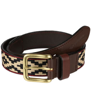 pampeano Cincha Polo Belt - Black