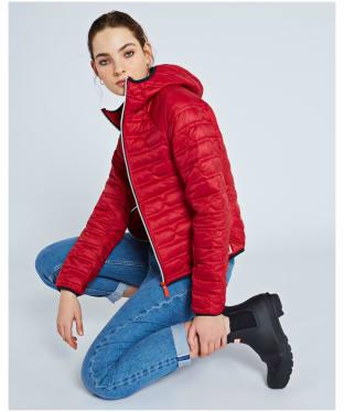 Women's Hunter Original Midlayer Jacket - Military Red