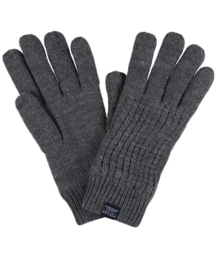 Men's Joules Bamburgh Gloves - Grey