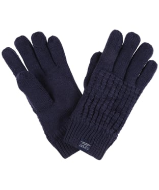 Men's Joules Bamburgh Gloves - Midnight