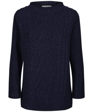 Women's Seasalt Tide And Time Jumper - Night