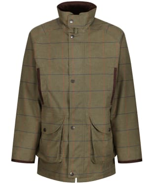 Men's Alan Paine Axford Waterproof Coat - Basil
