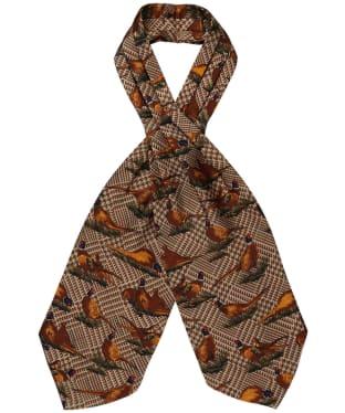Men's Soprano Pheasant Cravat