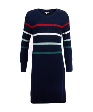 Women's Barbour Shoreward Dress - Navy