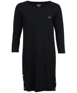 Women's Barbour International Relay Dress - Black
