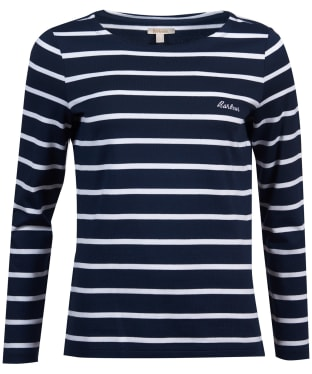 Women's Barbour Hawkins Breton Stripe Top