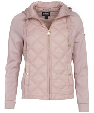 Women's Barbour International Match Point Sweat - Blusher