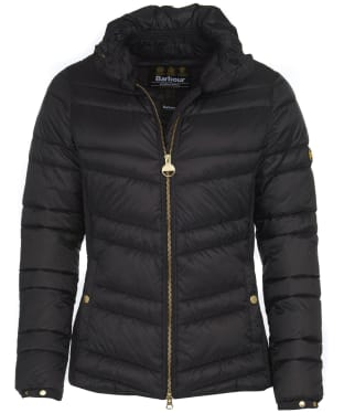 Women's Barbour International Rally Quilt Jacket