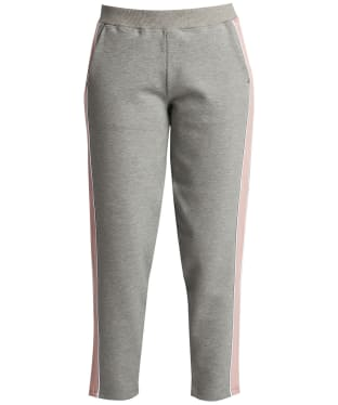 Women's Barbour International Sprinter Trouser - Grey / Blush