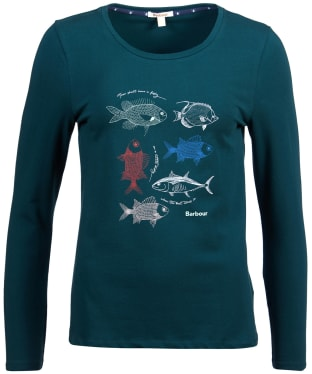 Women's Barbour Bay Long Sleeved Tee