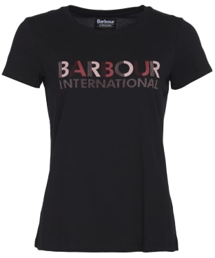 Women's Barbour International Hattrick Tee