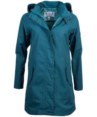Women's Barbour Mainlander Waterproof Jacket - Turtle Green