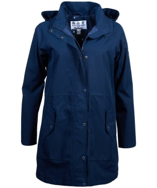 Women's Barbour Mainlander Waterproof Jacket - Navy