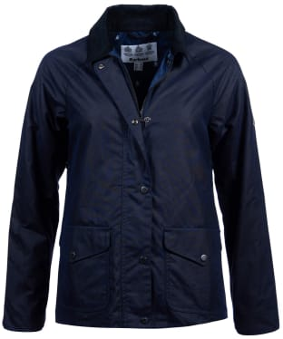 Women's Barbour Clifftop Waxed Jacket