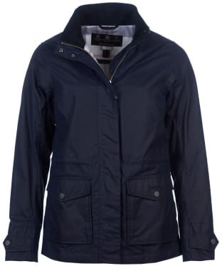 Women's Barbour Stonefield Waxed Jacket