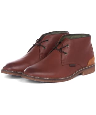 Men's Barbour Kalahari Boots - Chestnut