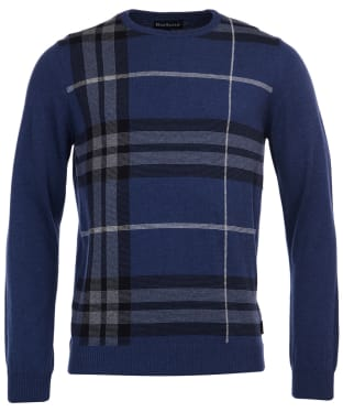 Men's Barbour Elgin Jacquard Crew Sweater