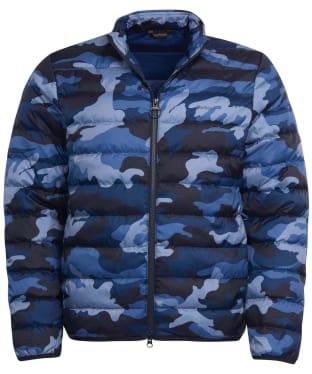Men's Barbour Camo Quilted Jacket