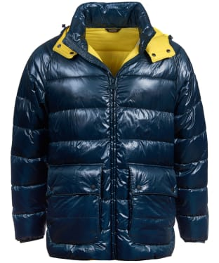 Men's Barbour International Keyes Quilted Jacket - Benzine