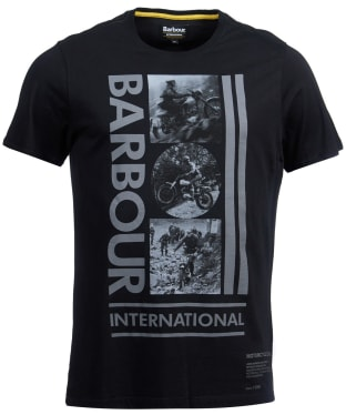 Men's Barbour International Mono Tee