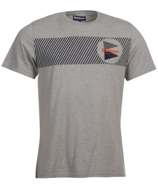 Men's Barbour Angle Graphic Tee