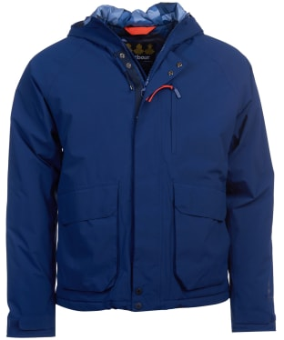 Men's Barbour Broomfield Waterproof Jacket - Regal Blue
