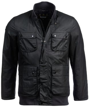 Men's Barbour International Edhill Waxed Jacket