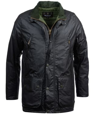 Men's Barbour International Coleman Lightweight Waxed Jacket